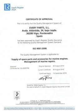 ISO 9001 INGLES