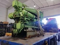 Motor Deutz 528 6M tipo3 opt