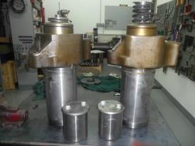 Válvula escape exhaust valve