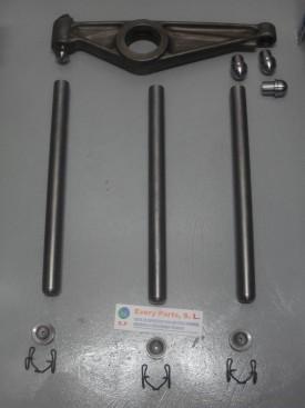balancia y barra empuje 350-358.rocker arm pushrod