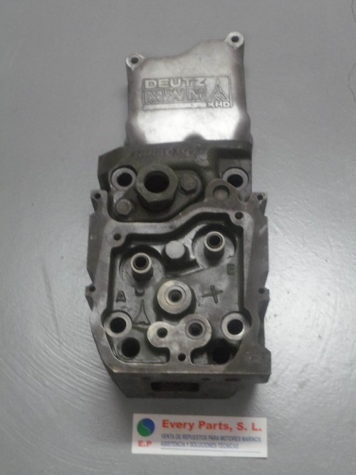 culata arranque electrico 816 cylinder head electricall starting