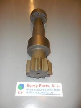 eje accionamiento 358. drive shaft